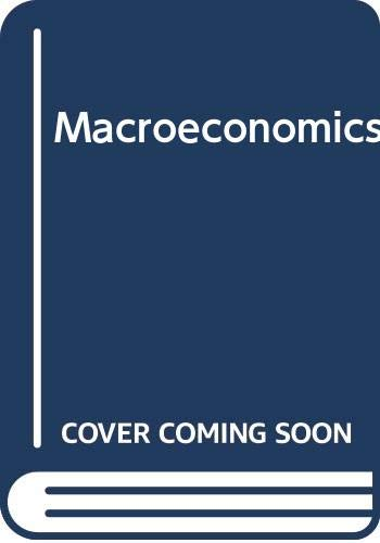 Macroeconomics (Book & Study Guide) (0030295467) by N. Gregory Mankiw