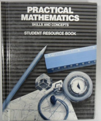 9780030297120: PRACTICAL MATHEMATICS SKILLS AND CONCEPTS STUDENT RESOURCE BOO