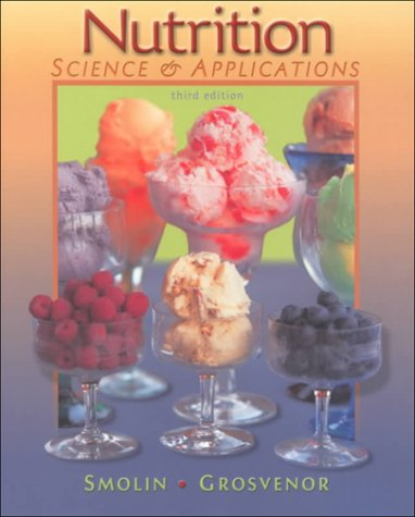 9780030297618: Nutrition: Science & Applications