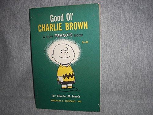 Good Ol' Charlie Brown: Schulz, Charles M.