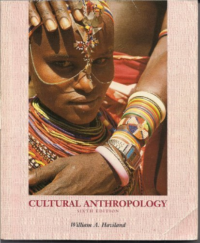 9780030302138: Cultural Anthropology