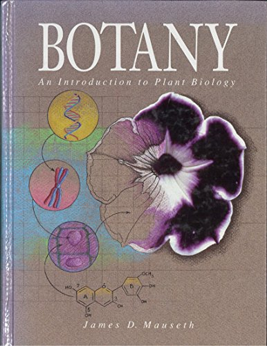 9780030302220: Botany: An Introduction to Plant Biology
