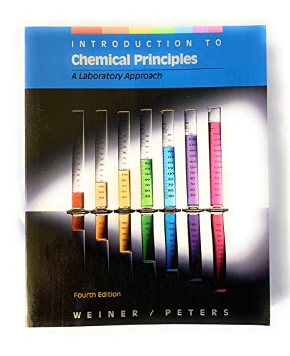 9780030302626: Introduction to Chemical Principles: A Laboratory Approach (Saunders Golden Sunburst Series)