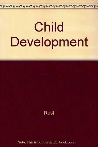9780030302992: Child Development