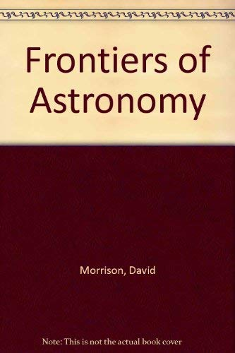 9780030303487: FRONTIERS OF ASTRONOMY+