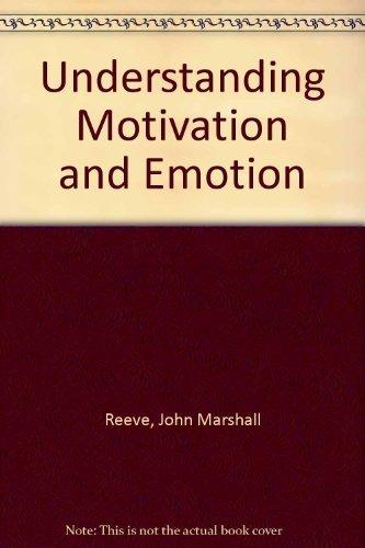 9780030305122: Understanding Motivation and Emotion
