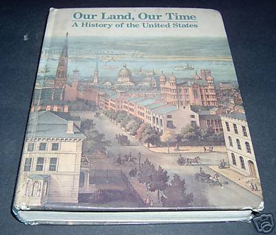 9780030305429: Our Land-Our Time