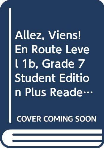 9780030306969: Holt Allez, viens!: Student Edition Reader Bundle Level 1B En route 2004