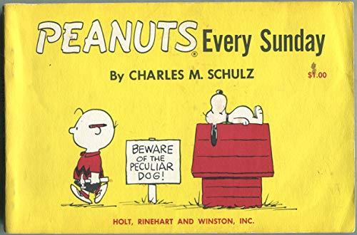 9780030307300: Peanuts Every Sunday