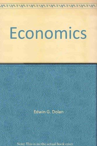 9780030309342: Economics
