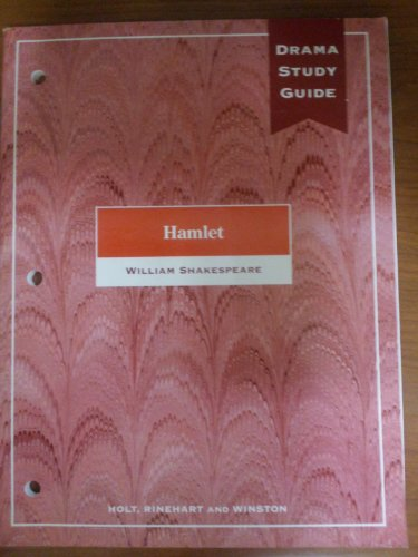 9780030309946: York Notes: William Shakespeare, Hamlet