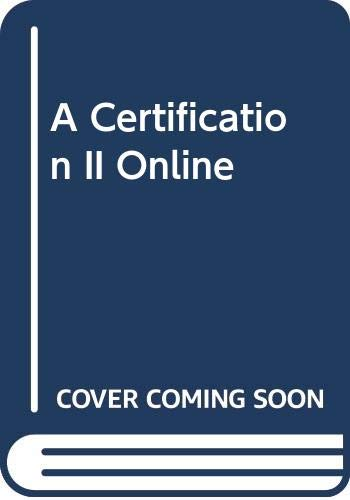 9780030310164: A++ Certification Level 2