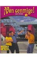 9780030310218: Van Conmigo, Level 3 (Spanish Edition)