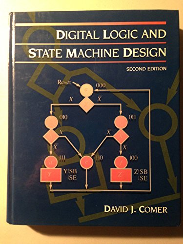 9780030310386: Digital Logic and State Machine Design (Series in Electrical Engineering)