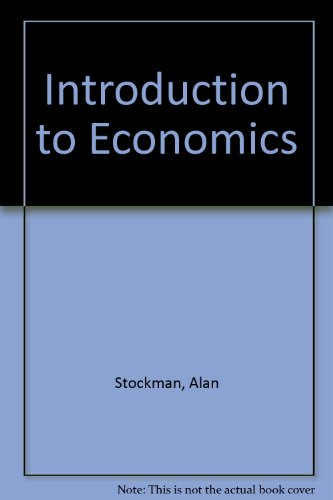 9780030311291: Introduction to Economics