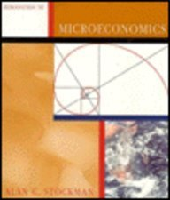 9780030311321: Introduction to Microeconomics