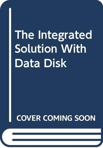 9780030312373: The Integrated Solution With Data Disk