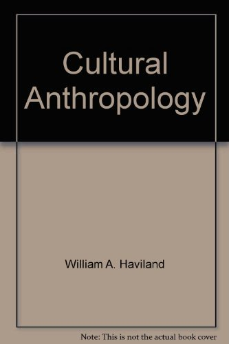 9780030312526: Cultural Anthropology