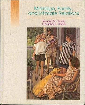 9780030312632: Marriage, Family, and Intimate Relations