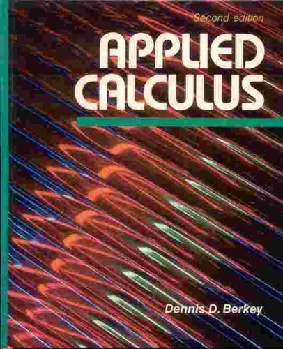 9780030312670: Applied Calculus