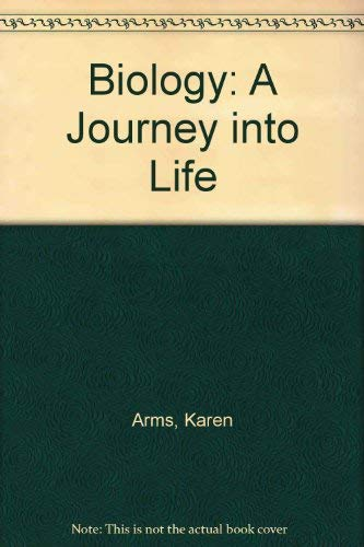 9780030313523: Biology: A Journey into Life