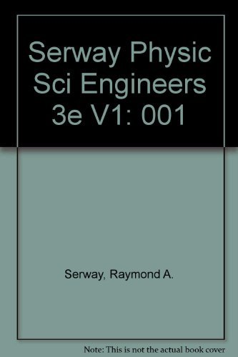 9780030313585: Physics for Scientists and Engineers: With Modern Physics (Saunders golden sunburst series)