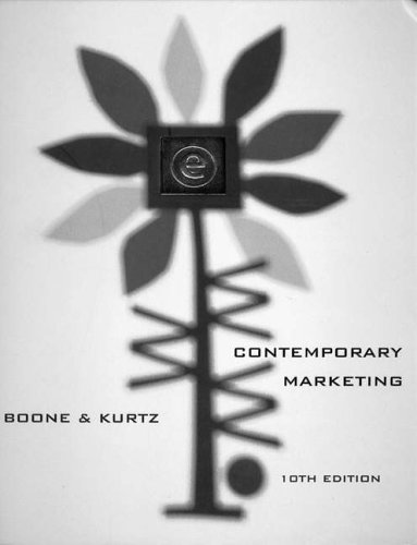 9780030314032: Contemporary Marketing (Harcourt College Publishers Series in Management)