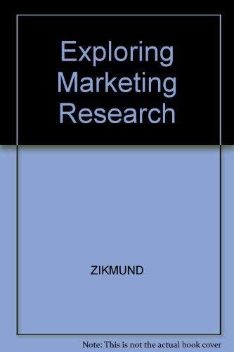 9780030315640: Exploring Marketing Research