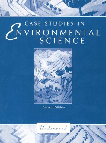 9780030315824: Case Studies in Environmental Science