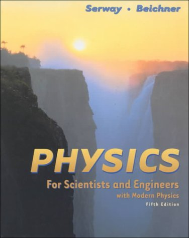 9780030317163: Physics for Scientists and Engineers, Chapters 1-46 (with Study Tools CD-ROM)