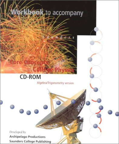 9780030319020: Core Concepts Cd Workbook
