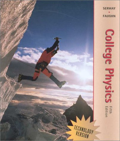 9780030319037: College Physics (Technology Version)