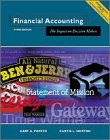 9780030319686: Financial Accounting: The Impact on Decision Makers (The Harcourt series in accounting)