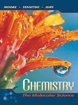 9780030320118: Chemistry: The Molecular Science (Non-InfoTrac Version)
