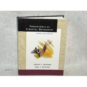 9780030321016: Fundamentals of Financial Management Concise Third Edition