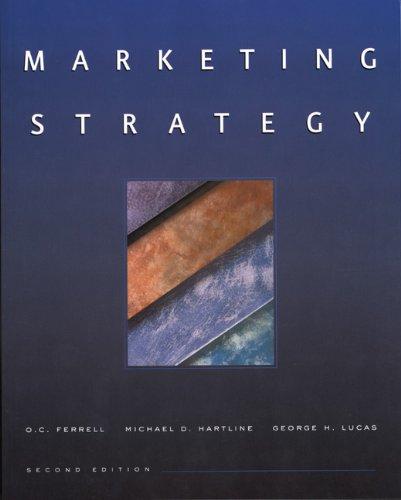 9780030321030: Marketing Strategy