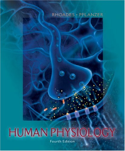 9780030321290: Human Physiology