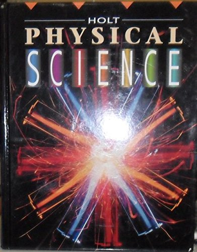 9780030325175: Physical Science