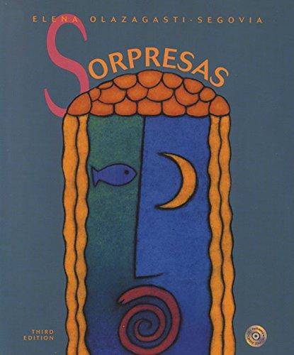 9780030326561: Sorpresas (Book Only): Antologia De Cuentos Hispanicos