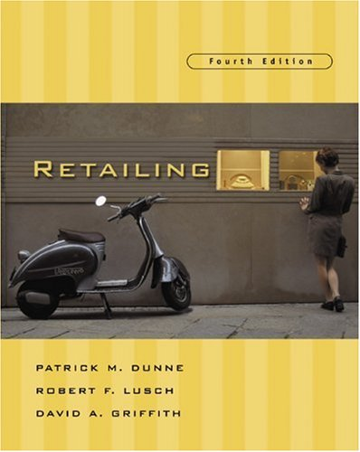 9780030326967: Retailing