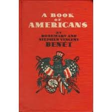 9780030327902: A Book of Americans