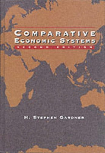 9780030328220: Comparative Economic Systems (Dryden Press Series in Economics)
