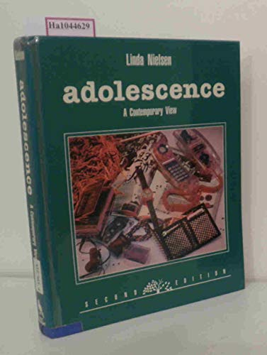 9780030328534: Adolescence, a Contemporary View