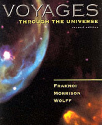 9780030328664: Voyages Through the Universe 2001