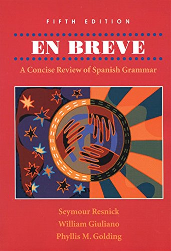 9780030329333: En Breve: A Concise Review of Spanish Grammar (World Languages)