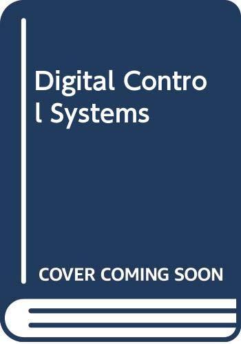 9780030329746: Digital Control Systems