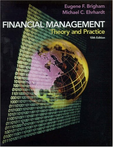9780030329920: Financial Management - Theory & Practice