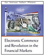 9780030329937: Electronic Commerce and the Revolution in Financial Markets