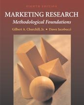 9780030331015: Marketing Research: Methodological Foundations (The Harcourt Series in Marketing)