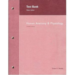 9780030331176: Human Anatomy & Physiology: Test Bank